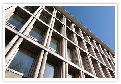Unser Büro am Düsseldorfer Hofgarten