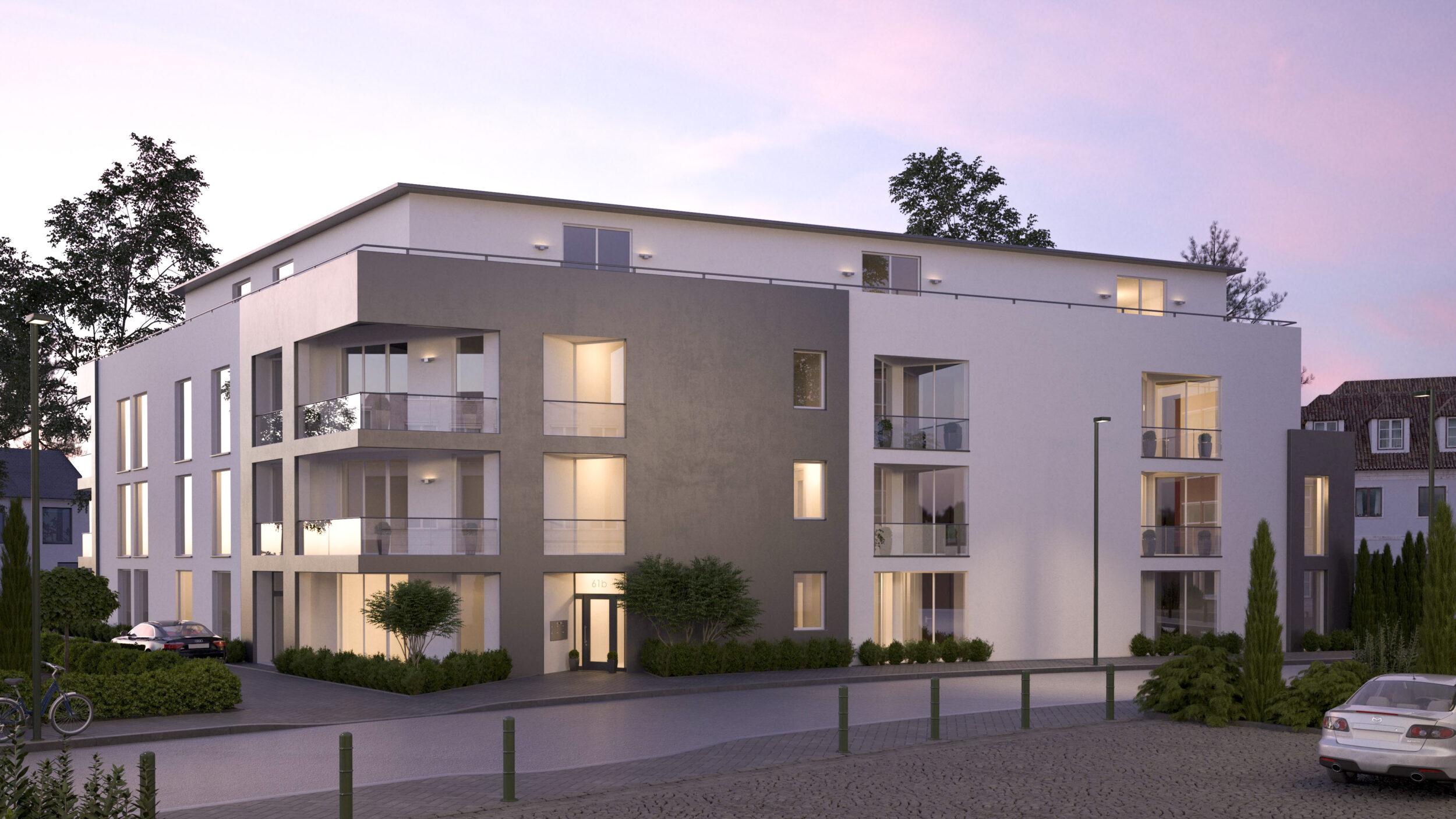 Architekturvisualisierung Düsseldorf