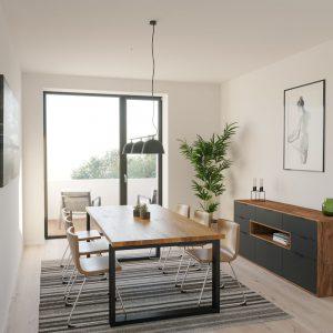 Architekturvisualisierung-Wohnung