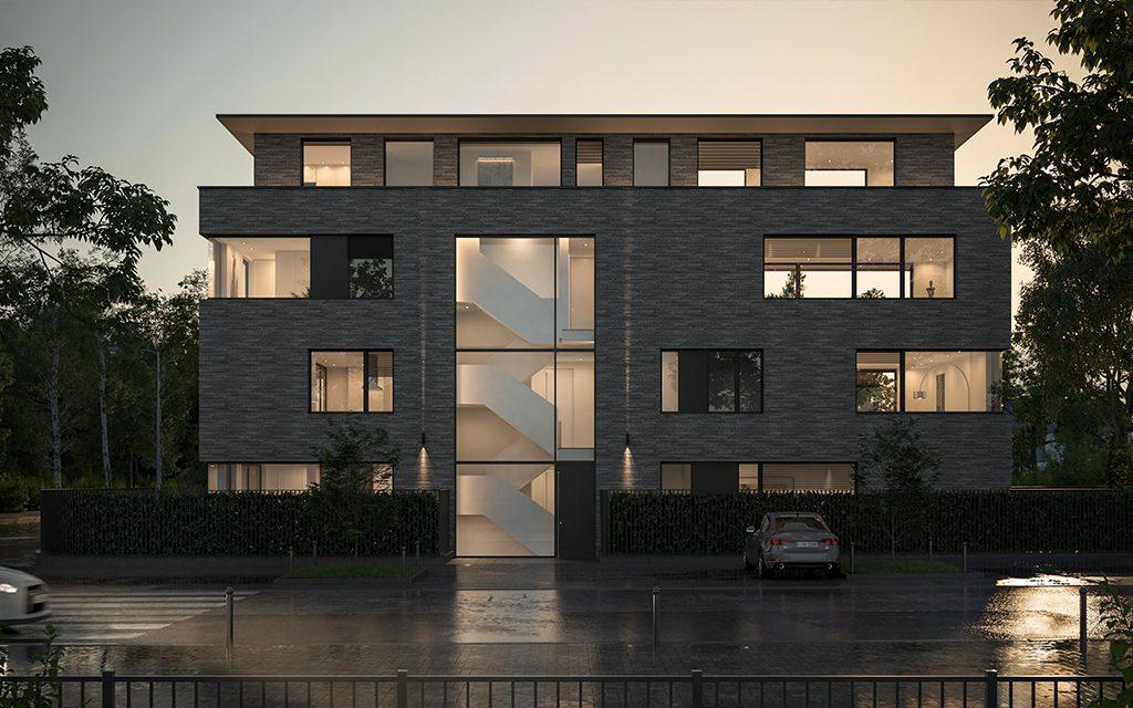Neubau Visualisierung Köln