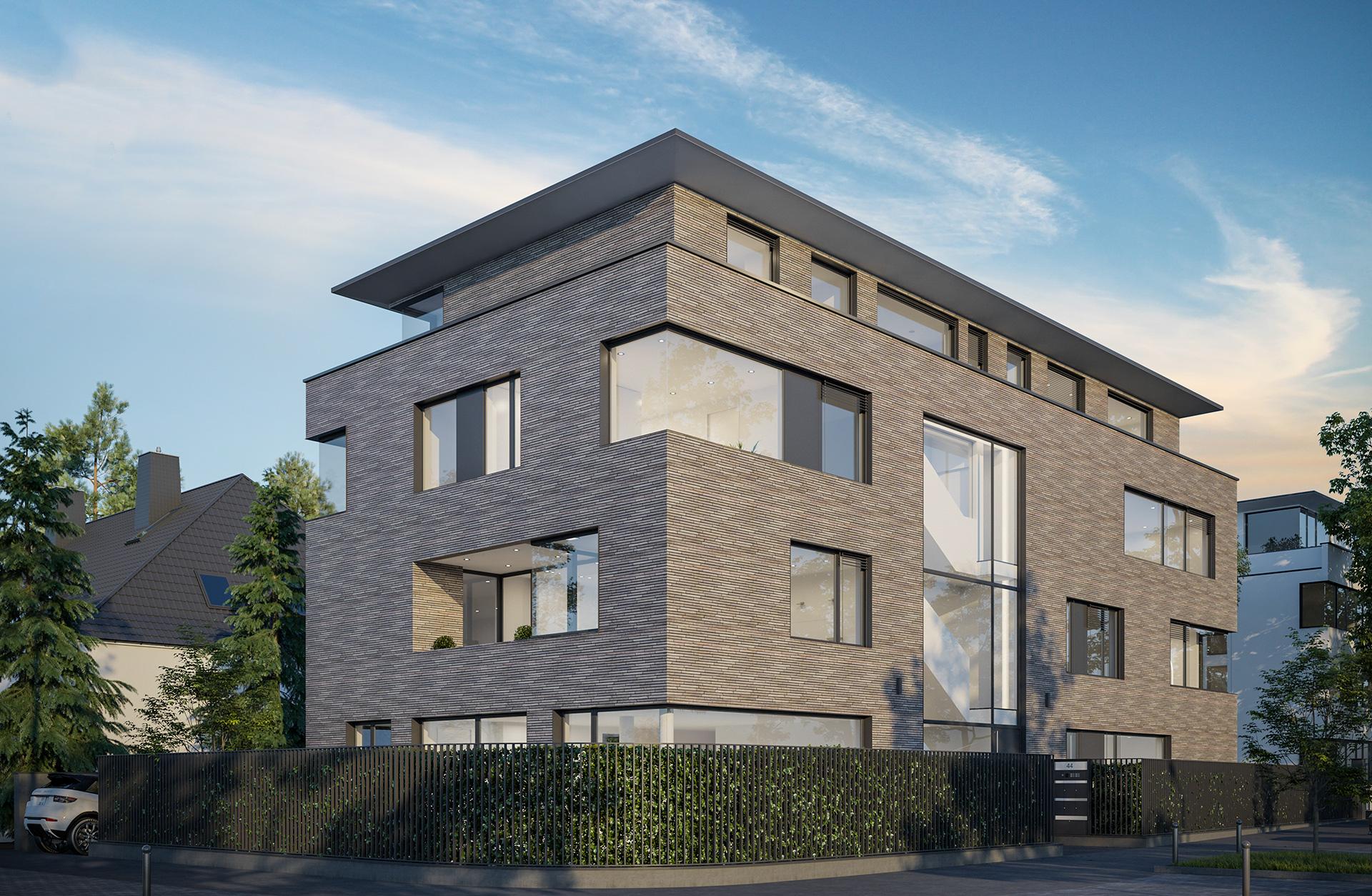 Neubau Köln Stadtwald