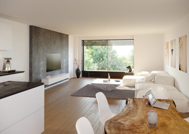 Neugestaltung Immobilie Düsseldorf