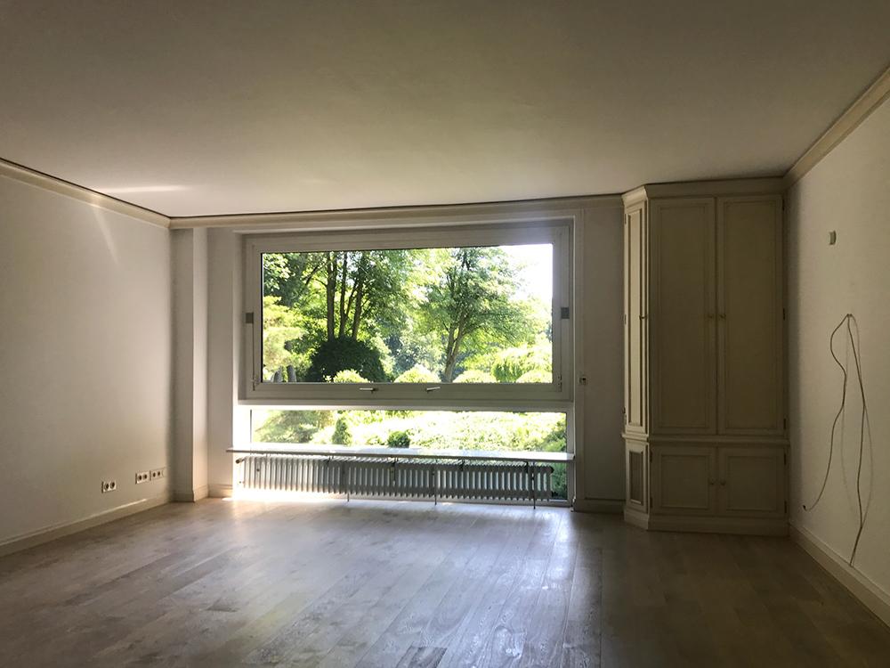 neugestaltung einer immobilie in d sseldorf. Black Bedroom Furniture Sets. Home Design Ideas