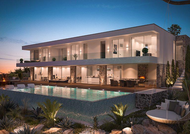 architekturvisualisierung-villa