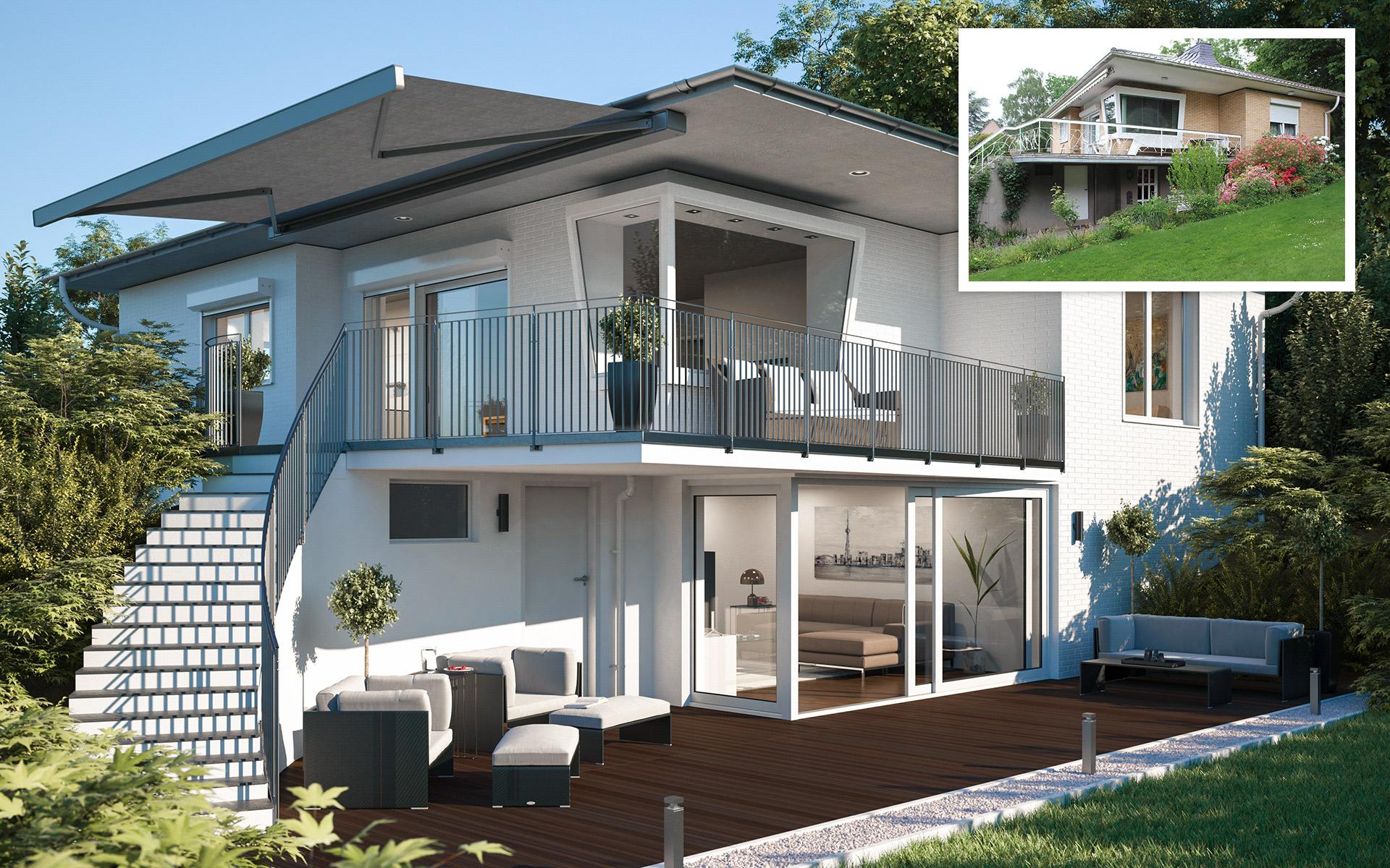 Neuplanung Einfamilienhaus