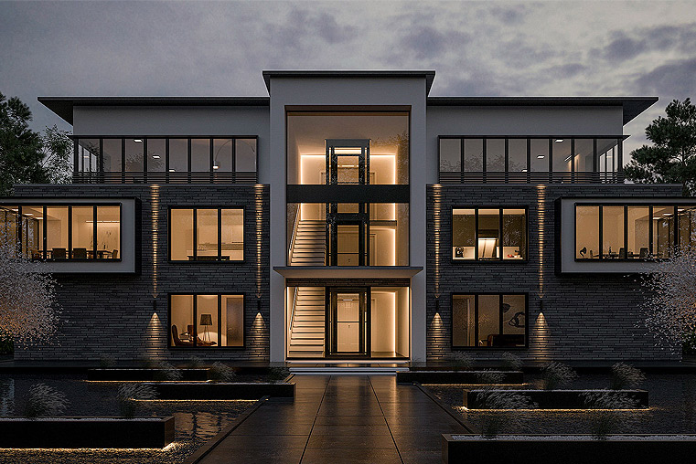 Architekturvisualisierung